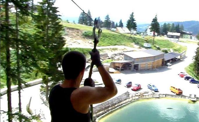 Otvoren Adrenalin park EKO-FIS Vlašić!