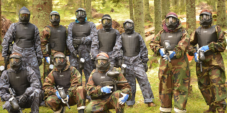 Eko FIS Vlašić - Paintball