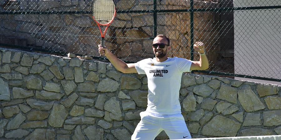 Eko FIS Vlašić - Tenis