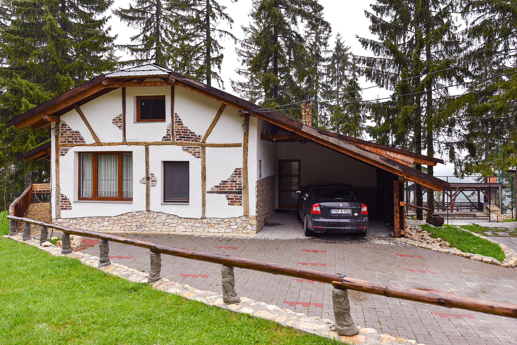 Eko kuća Markovac
